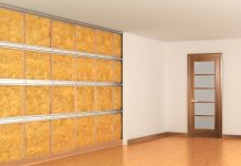 Acoustic Insulation Walls