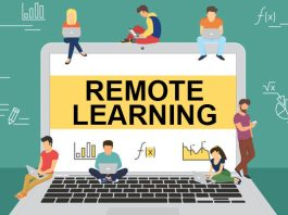 how remote learning works