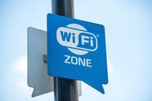 LTE or Wi-Fi