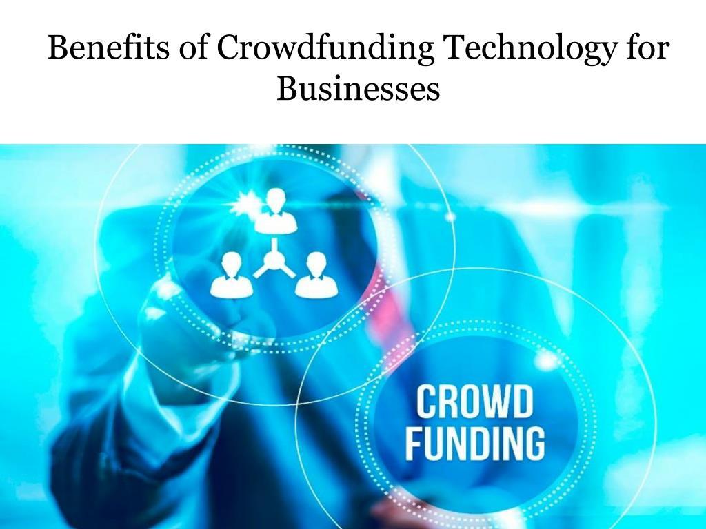 benefits-of-crowdfunding-technology